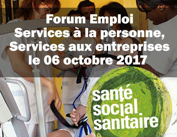 GRETA de Grenoble – Forum Emploi_Services à la personne, Services aux Entreprises – Saint-Egrève