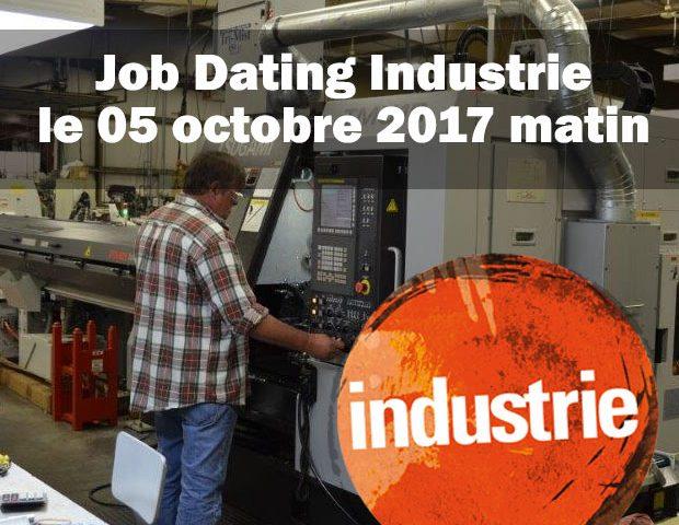 GRETA Arve Faucigny – job dating Industrie – Cluse