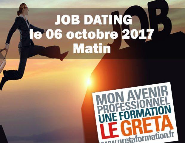 GRETA VIVA 5 – Job Dating – Privas
