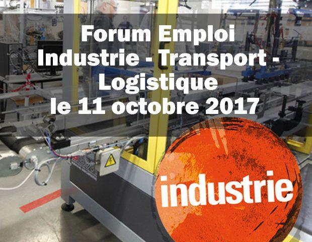 GRETA de Grenoble – Forum Emploi_industrie, transport, logistique – Seyssins